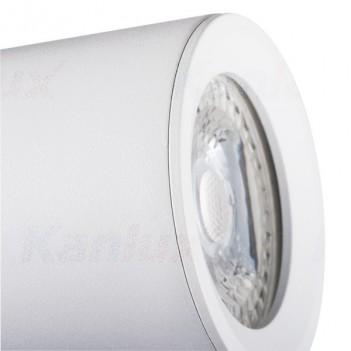 Faretto Spot LAURIN con Portalampada GU10 Bianco