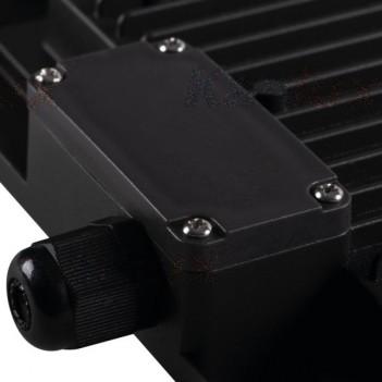 Proiettore Led da Esterno 10W 800lm 4000K IP44 con Sensore -