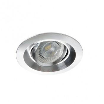 Ghiera Orientabile per Faretto Led GU10 o MR16 - COLIE Alluminio