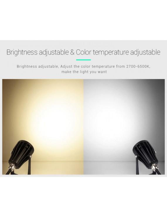 Mi-Light Garden Light 220V 6W RGB+CCT WiFi FUTC04