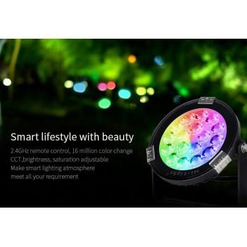 Mi-Light Garden Light DC 220V 9W RGB+CCT WiFi FUTC02