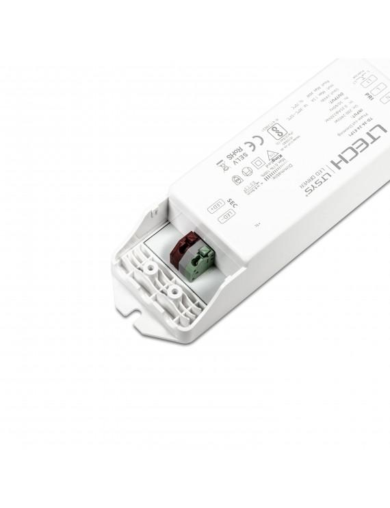 Alimentatore 36W 24V Dimmerabile PUSH, TRIAC - LTech
