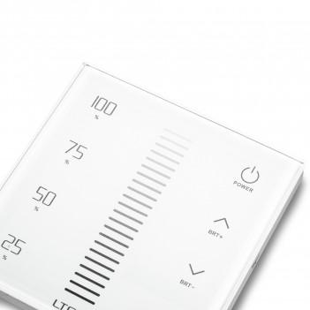 LTECH Controller E1S-TD Dimmer per Led DC 12/24V 2.4GHz e RF