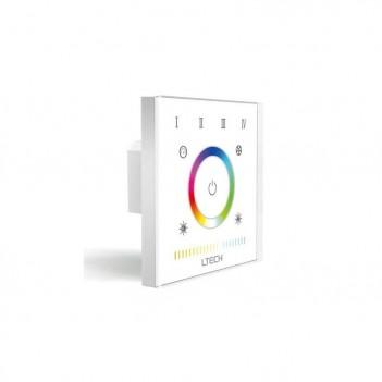 LTECH Controller da Muro E5S RGB+CCT