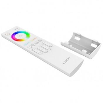 Telecomando RF 4 Zone Multicolore RGB e Dual White CCT - Ltech