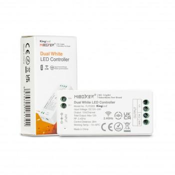 MiBoxer Mi Light FUT035S Mini Ricevitore RF per Strip Led Dual