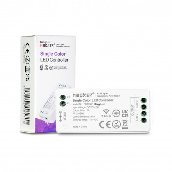 MiBoxer Mi Light FUT036S Mini Ricevitore RF per Strip Led