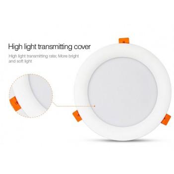 Mi-Light Plafoniera da Incasso 18W RGB+CCT WiFi FUT065