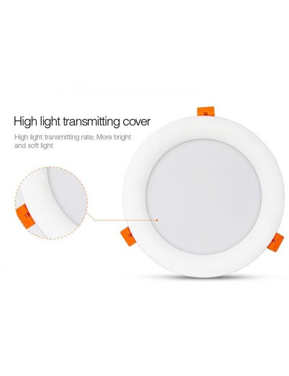 Mi-Light Recessed Ceiling Light 18W RGB+CCT WiFi FUT065
