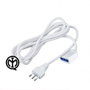 Linear Extension Cable Bypass 16A Plug - 5 Meters