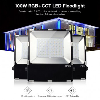 Mi-Light Led Floodlight 100W RGB+CCT WiFi FUTT04