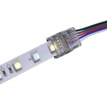 CONNETTORE RGBW CLIP HIPPO...