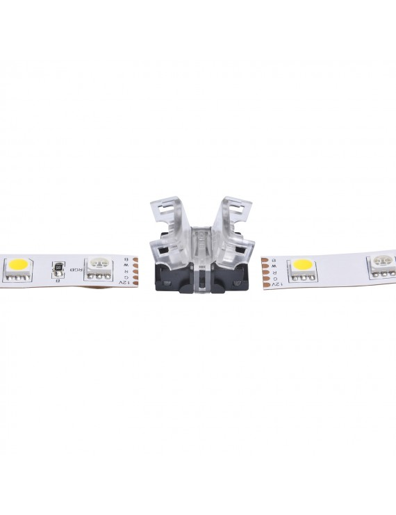 CONNETTORE RGBW CLIP HIPPO 12MM 5 PIN STRIP-STRIP