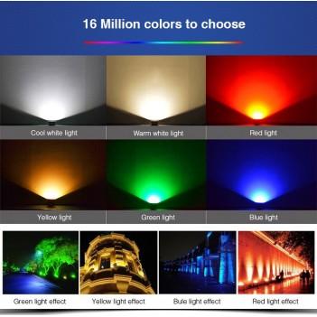 Mi-Light Led Floodlight 20W RGB+CCT WiFi FUTT04