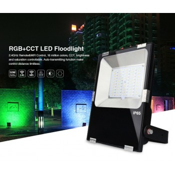 Mi-Light Led Floodlight 50W RGB+CCT WiFi FUTT02
