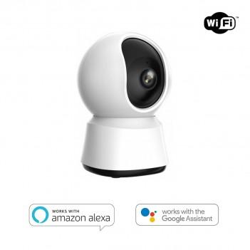 Telecamera di sicurezza Wi-fi Speed 12S Visione a 360° Pan&Tilt controllo da smartphone