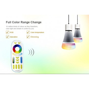 Mi-Light 2. 4-Zone RGB+CCT...