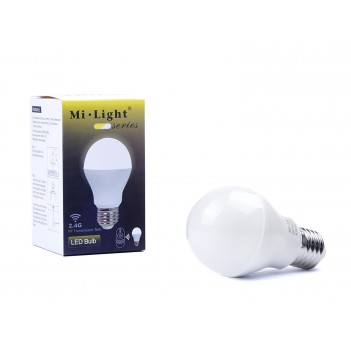Mi-Light Led Lightbulb E27 6W Dual White CCT WiFi FUT017