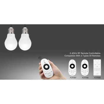 Mi-Light Led Lightbulb E27 6W Dual White CCT WiFi FUT017