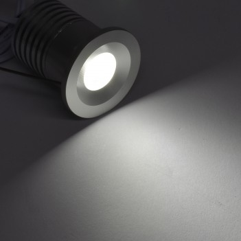 LED Recessed Spotlight 4W 12V Natural White 4000K 400LM