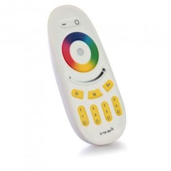 Mi-Light Mando RGBW 4 zonas para tiras LED Multicolor 2.4GHz RF
