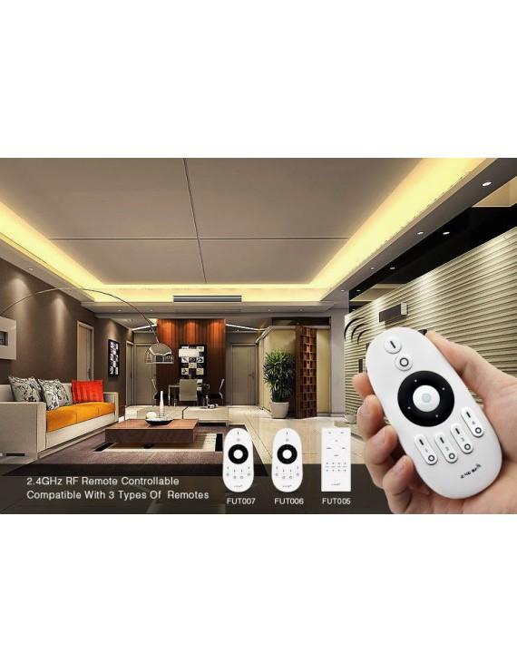 Mi-Light WiFi Dual White Remote CCT FUT007