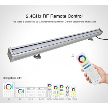 Mi-Light Wall Washer 24W 230V RGB+CCT IP66 WiFi