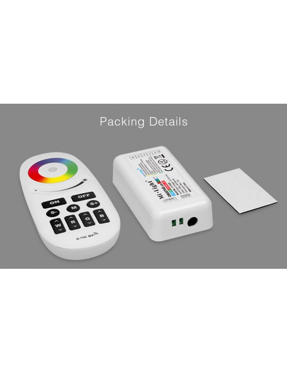Mi-Light Kit Telecomando e Ricevitore RGBW 10A 12/24V FUT028
