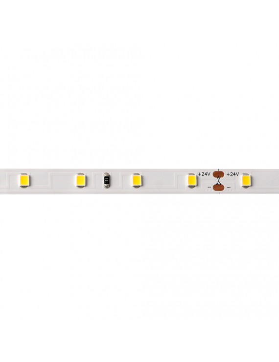 Led Strip 36W 4000lm 24V IP20 PCB 8mm 300 SMD Reel 2835 Samsung