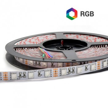Led Strip 12V 72W RGB 5mt...