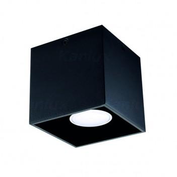 Applique da Soffitto Cubo per Faretto Led GU10 - da Interno -