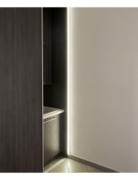 Profilo in Alluminio Angolare 30°/60° Modello CORNER14