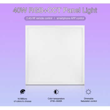 Mi-Light Pannello 60x60 40W...