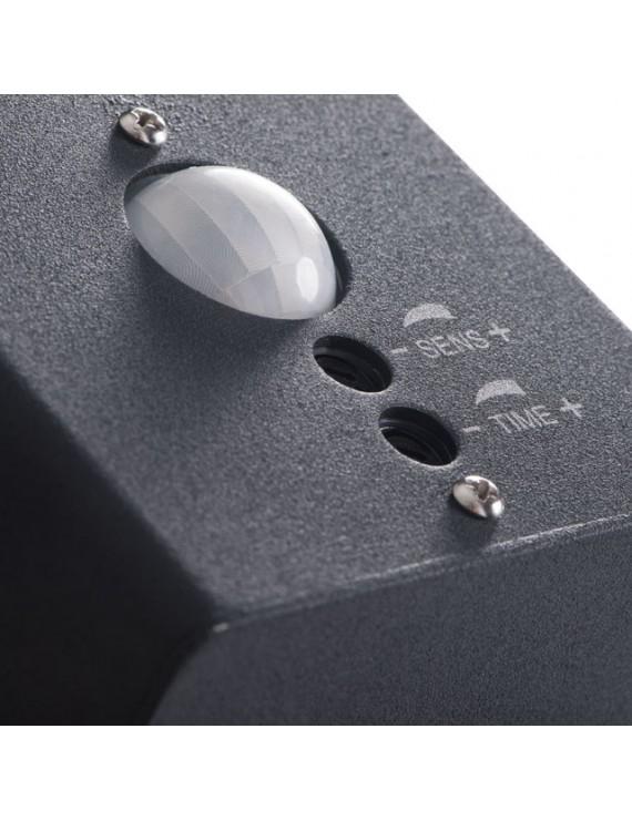 Applique da Giardino Luce da Esterno per E27 con Sensore - IP44