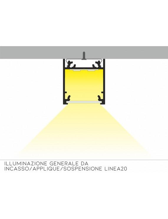 Customized Linear Led Bar Custom Made - Suspension