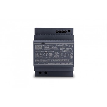 MeanWell Power Supply Din Rail HDR-100-24