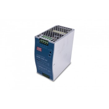 MeanWell Power Supply Din Bar NDR-240-24 Industrial