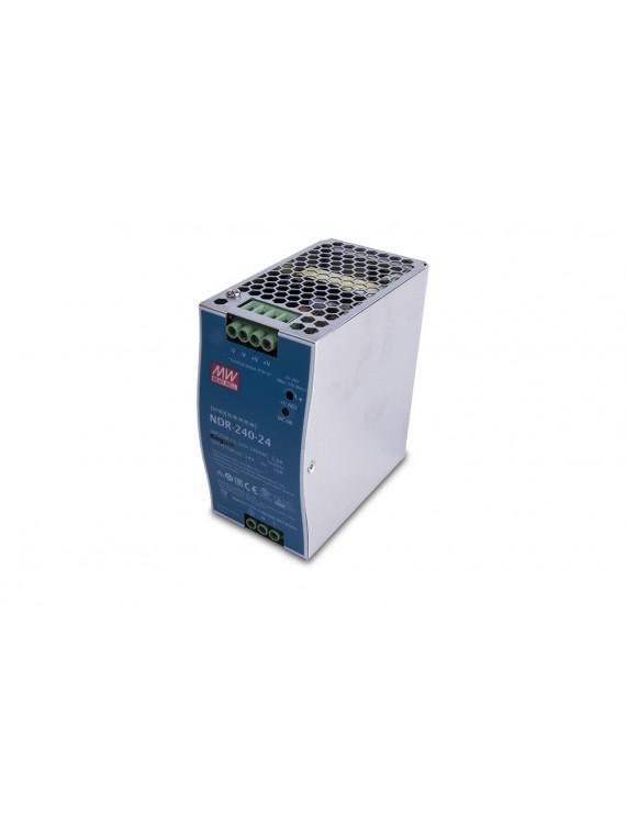 Alimentatore MeanWell Barra Din NDR-240-24 Industriale