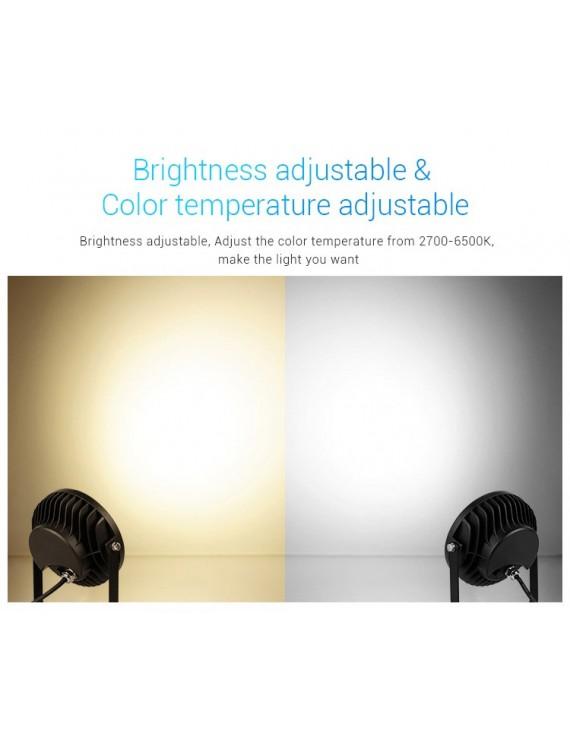 Mi-Light Picchetto da Giardino 220V 25W RGB+CCT WiFi FUTC05