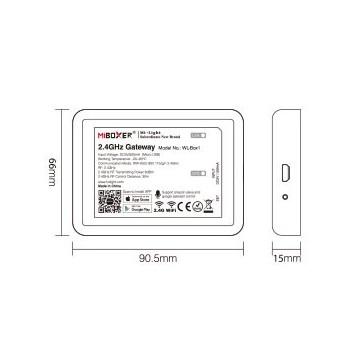 Mi Light WL-iBox1 Gateway 2.4GHz Modulo per Gestione da