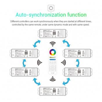 Mi Light WL5 Universal Controller for Led Strips - Amazon