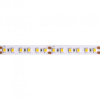 LED Strip 90W Amber Light 1800LM 24V IP20 PCB 10MM 5MT 600