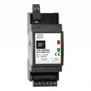 DALCNET DLD1248-1CV BARRA DIN 2M - 0-10V 1-10V Push