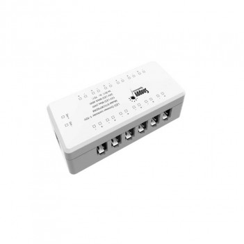Dimmer Snappy SP75-AA 12 USCITE 12-24V con ZigBee Integrato