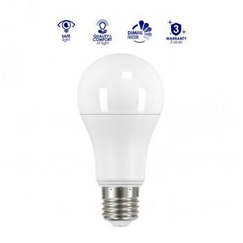 Lampadina Led Dimmerabile E27 12,5W 1060lm Diametro 60mm