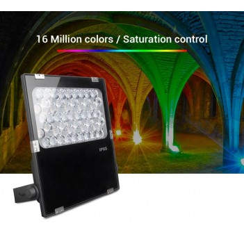 Mi-Light Proiettore Faro Led 50W RGB+CCT WiFi FUTC06