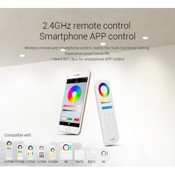 Mi-Light Plafoniera da Incasso 25W RGB+CCT WiFi FUT060 Foro
