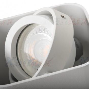 Portafaretto Applique Orientabile per Faretto Led GU10 – TOLEO