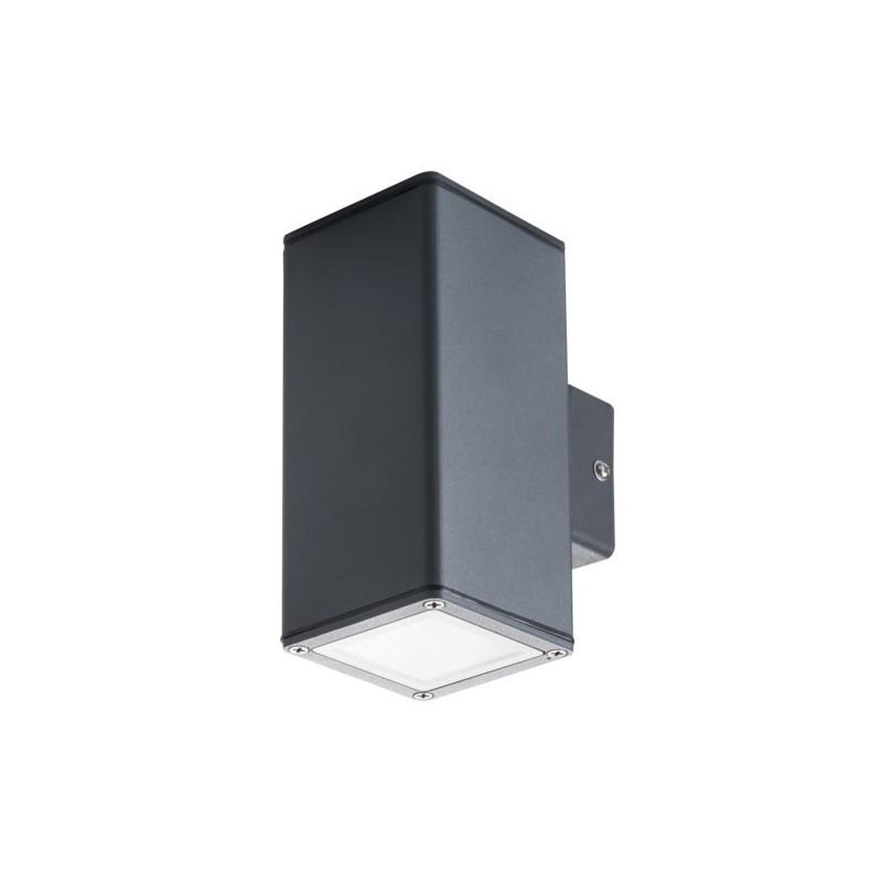 Applique da Muro Up&Down per 2 Faretti Led GU10 220V IP44 - GORI