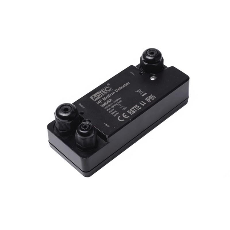 Actec Sensore di Movimento e Crepuscolare SM06AR Uscita 0-10V -